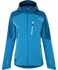 Dare2b DWW368-5NN20L Ladies Veracity Methyl Blue Jacket - Size UK 20 (XXXL)