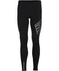 Newline 10439-060-M Ladies Compression Black Tights - Size M