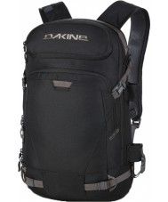 Dakine 10000223-BLACK-OS Heli Pro Black Backpack - 20L