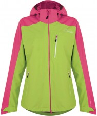 Dare2b DWW368-7LV20L Ladies Veracity LimeG Electric Jacket - Size UK 20 (XXXL)