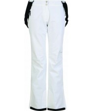Dare2b DWW303R-90016L Ladies Stand For White Pants - Size 16 (XL)