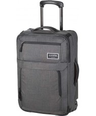 Dakine 10000782-CARBON-OS Carry On Roller 40L Bag