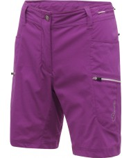 Dare2b Ladies Surmount Purple Shorts