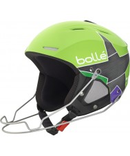 Bolle Backline Racing Green Ski Helmet