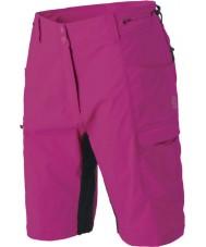 Dare2b DWJ086-6N516L Ladies Interchange Convertible Fuschia Shorts - Size UK 16 (XL)