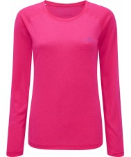 Ronhill Ladies Vizion Running Motion Long Sleeve Tee
