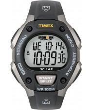 Timex T5E901 Black Ironman 30 Lap Full Size Sport Watch