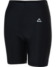 Dare2b DWJ066-80014L Ladies Sure Cycle Black Shorts - Size M (14)