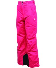 Dare2b DKW033-1Z0028 Kids Turnabout Electric Pink Snow Pants - 28 inches
