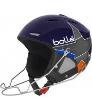 Bolle Backline Racing Blue Ski Helmet
