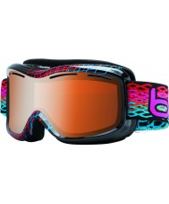 Bolle 20938 Monarch Black Diamond - Modulator Citrus Gun Ski Goggles