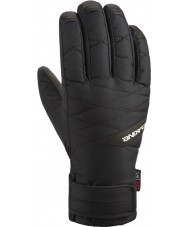 Dakine 10000925-BLACK-L Tahoe Short Black Gloves - Size L