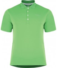 Dare2b Mens Plenary Fairway Green Polo Shirt