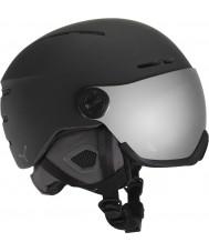 Cebe CBH125 Fireball Black Ski Helmet - 58-62cm
