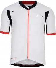 Dare2b Mens AEP Rouleur White Jersey