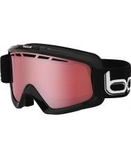 Bolle 21083 Nova II Shiny Black - Vermillon Gun Ski Goggles