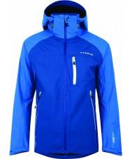 Dare2b Mens Vigilence Skydiver Blue Waterproof Shell Jacket