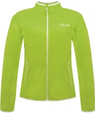 Dare2b Ladies Sublimity Lime Green Fleece