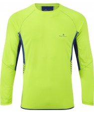 Ronhill Mens Vizion Long Sleeve Crew