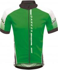 Dare2b Mens Signature Tour Fairway Green Jersey