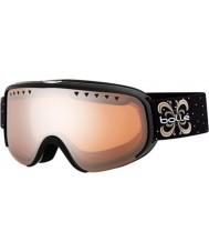 Bolle 21315 Scarlett Shiny Black Night - Modulator Citrus Gun Ski Goggles