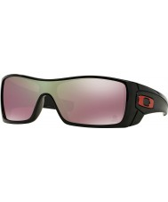 Oakley OO9101-51 Batwolf Polished Black - Prizm Shallow H2O Polarized Sunglasses