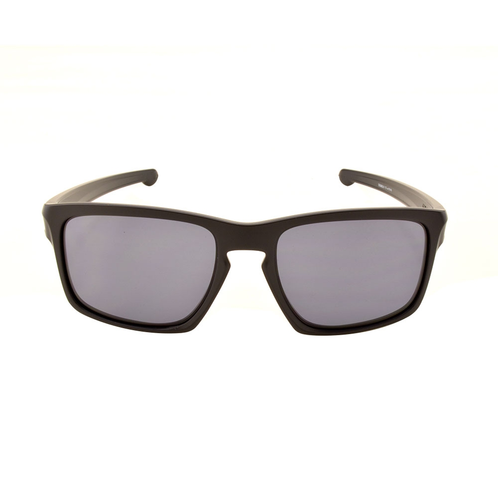 94da8d6856 OO9262-01 Sliver Matte Black - Grey Sunglasses