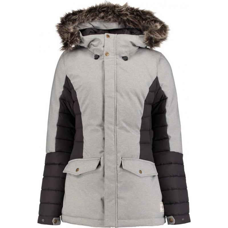 438d3320b7 Oneill 655040-8001-XS Ladies Feline Silver Melee Jacket - Size XS