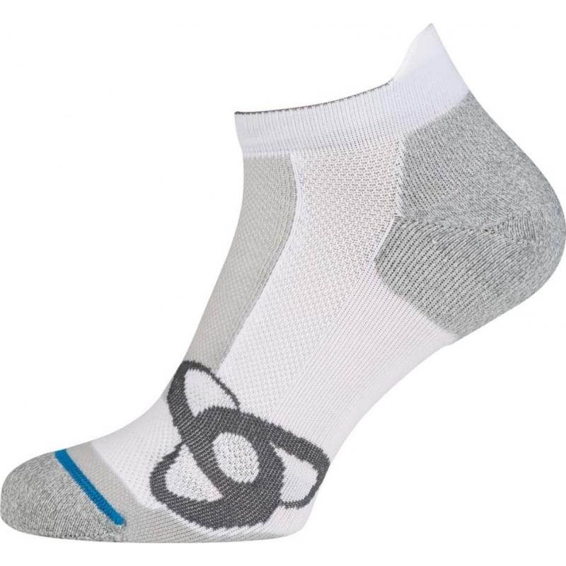 Odlo 777080-10000-36-38 Low Cut Socks