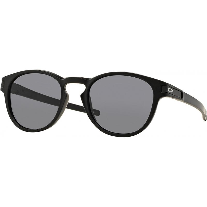 Oakley OO9265-01 Oo9265-01 Riegel matt schwarz - grau Sonnenbrille