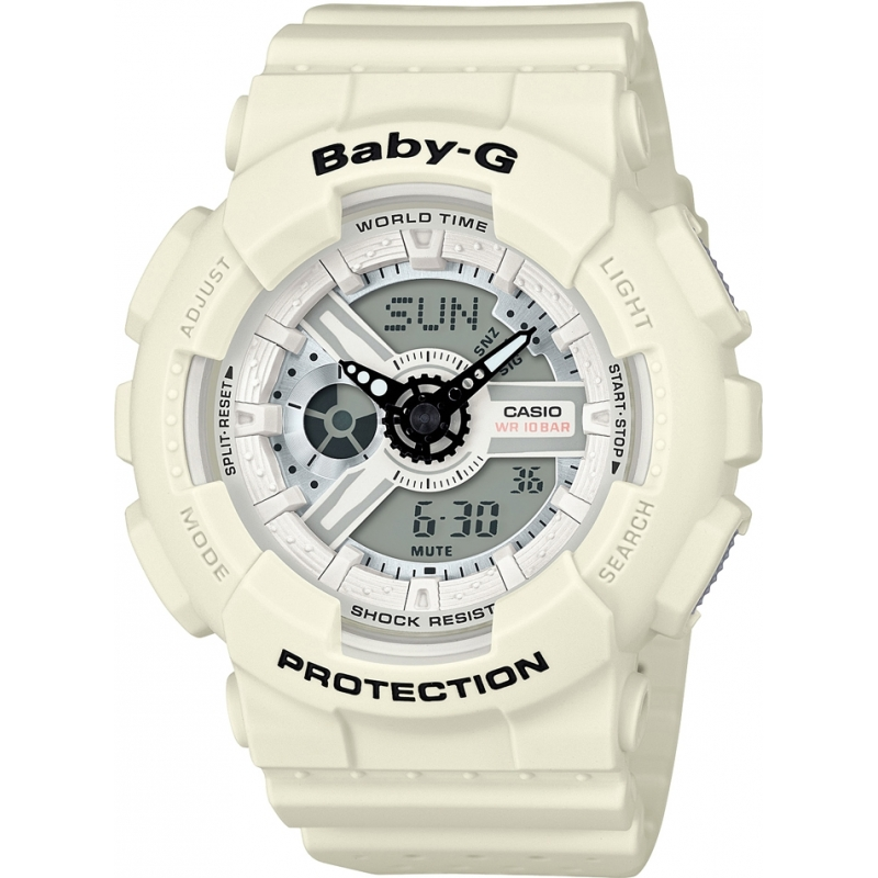Casio BA-110PP-7AER Ladies Baby-G horloge