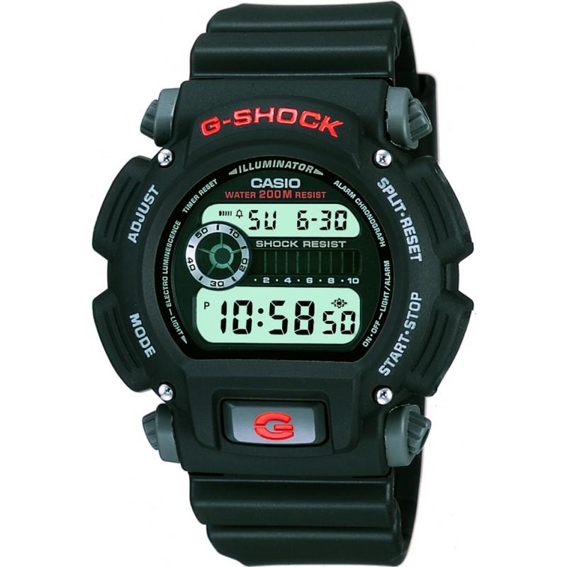 Casio DW-9052-1VER Мужские часы g-shock