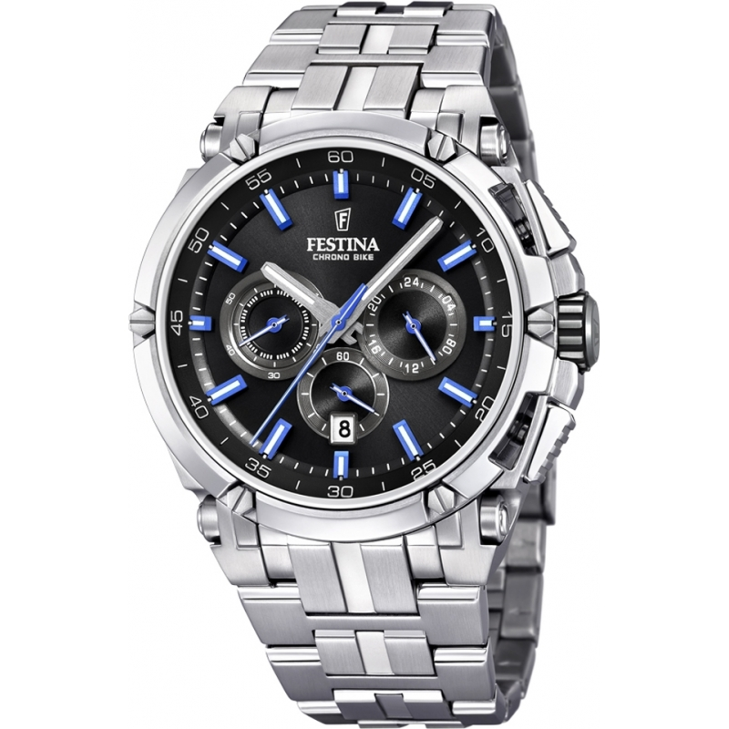 Festina F20327-7 Mens Chrono Bike Watch
