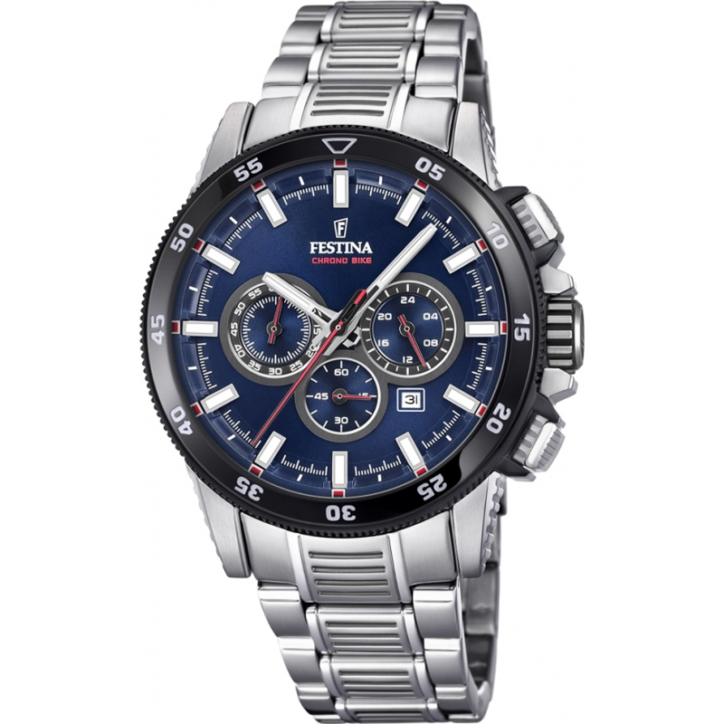 Festina F20352-3 Mens Chrono Bike Watch