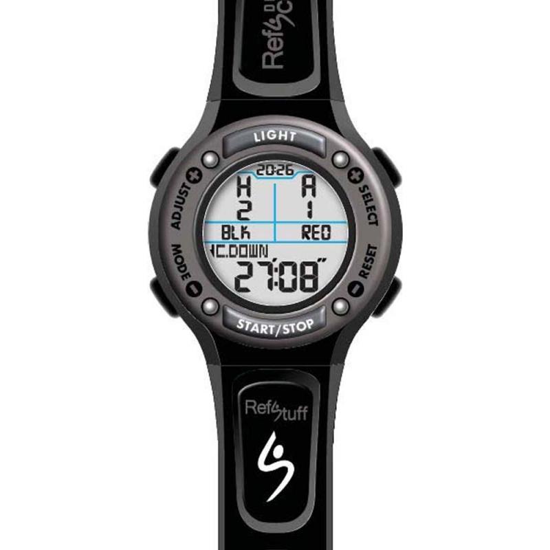 RefStuff RS007GRY Цифровые часы Resscorer