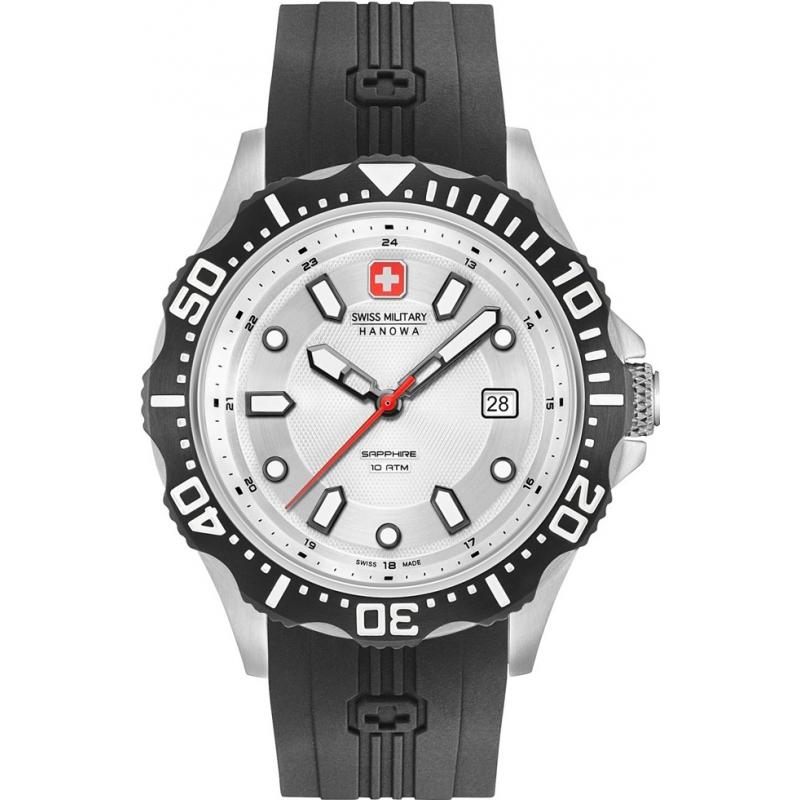 Swiss Military 6-4306-04-001 Montre de patrouille pour hommes