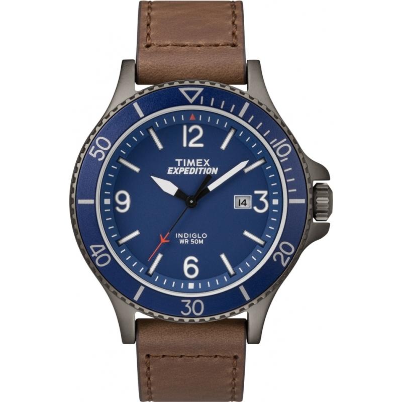 Timex TW4B10700 Мужская экспедиция смотреть