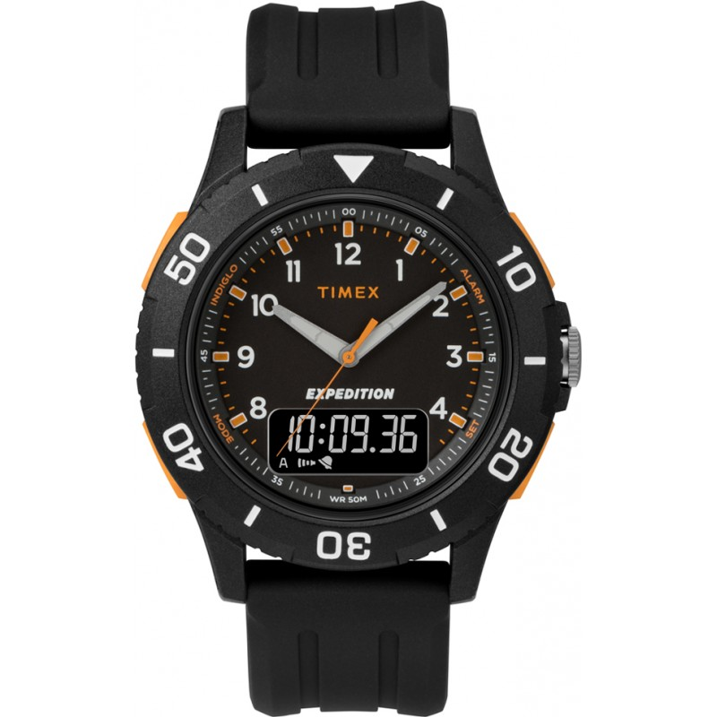 273c0e5e39b4 Timex Mens Expedition Combo Watch TW4B16700